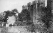 Bodiam, The Castle 1902