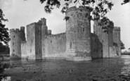 Bodiam, The Castle 1925
