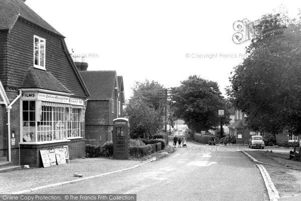 Bodiam, The Village c.1955