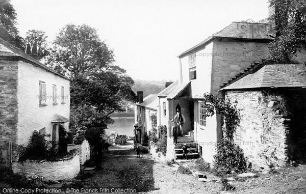 Bodinnick, 1888