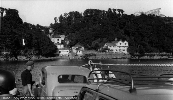 Bodinnick, From The Ferry c.1955