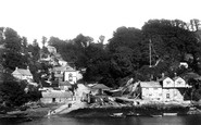 Bodinnick, On The River Fowey 1901