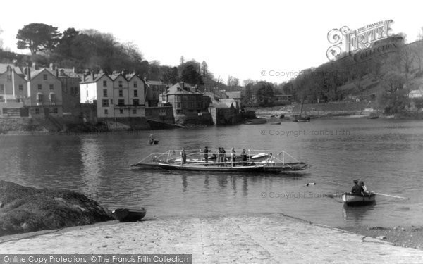 Bodinnick, The Ferry c.1950