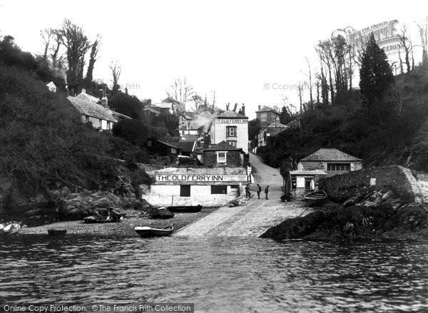 Bodinnick, The Ferry Slip 1933