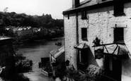 Bodinnick, The Inn c.1955