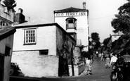 Bodinnick, The Old Ferry Inn c.1955
