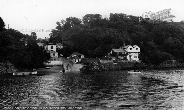 Bodinnick, The Old Ferry Inn c.1955