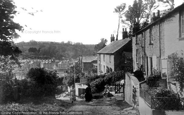 Bodinnick, The Village c.1930