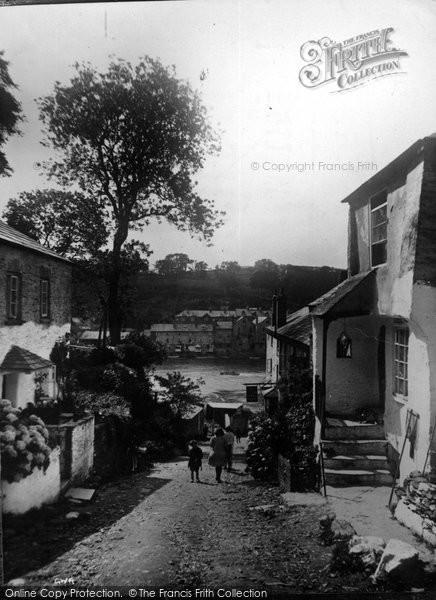 Bodinnick, The Village c.1950