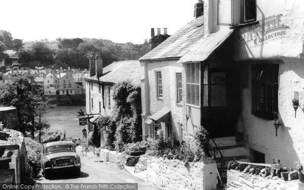 Bodinnick, The Village c.1960