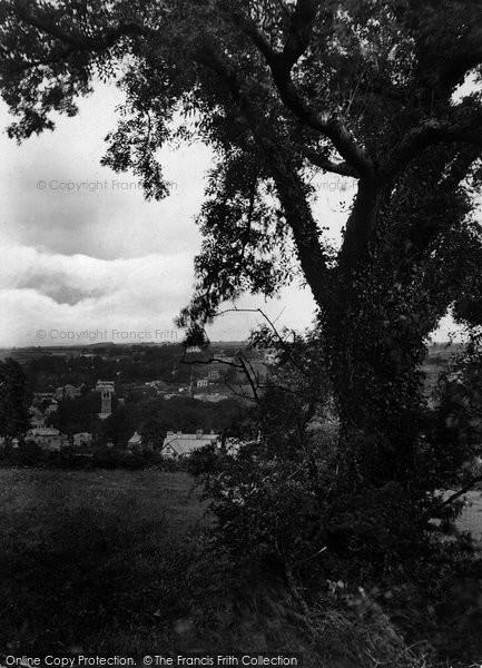Bodmin, 1920