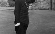 Bodmin, A Policeman 1931