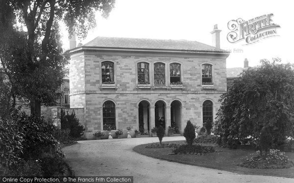 Bodmin, Asylum 1901