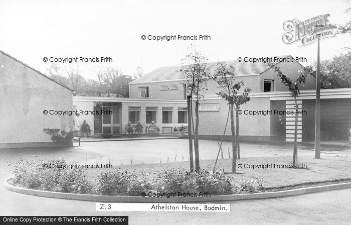 Bodmin, Athelstan House c.1955