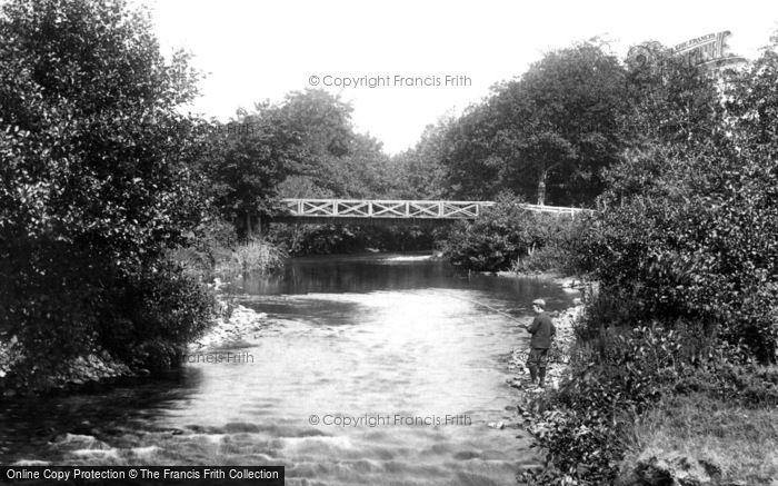 Bodmin, Boscarne Bridge 1906