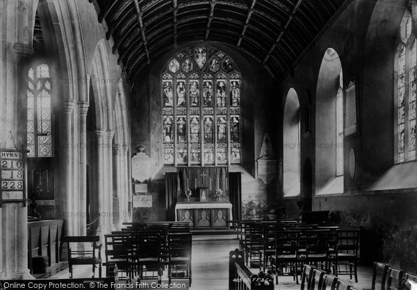 Bodmin, Church Side Chapel 1897