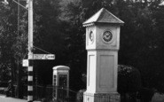 Bodmin, Clock Tower 1938