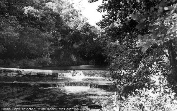 Bodmin, Dunmere Dam c.1960