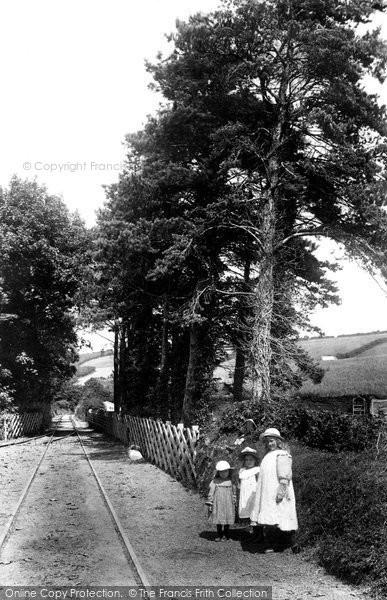 Bodmin, Dunmere Old Line 1906