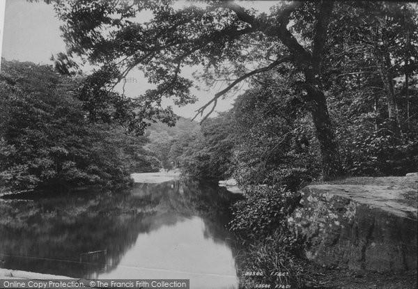 Bodmin, Dunmere Pool 1894