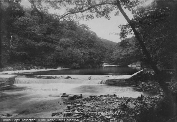 Bodmin, Dunmere Pool 1897