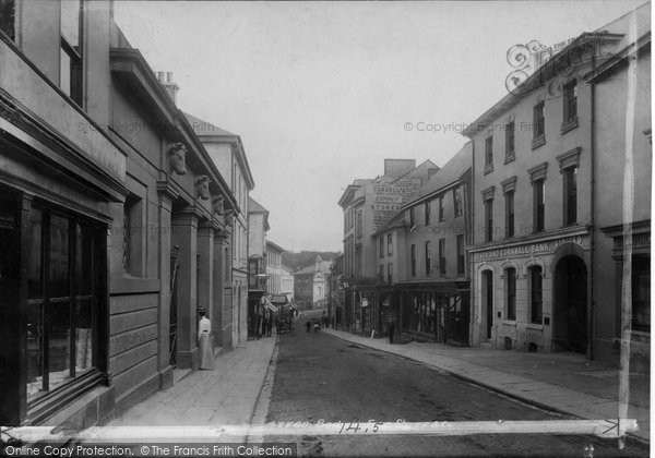 Bodmin, Fore Street 1901