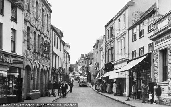 Bodmin, Fore Street c.1955