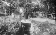 Bodmin, Halgaver Bridge 1906