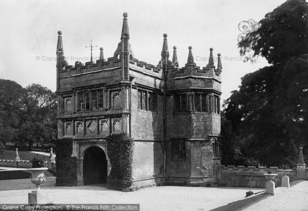 Bodmin, Lanhydrock Gateway 1890