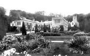 Bodmin, Lanhydrock House 1897