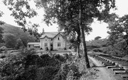 Bodmin, Outlands near Dunmere Pool 1931