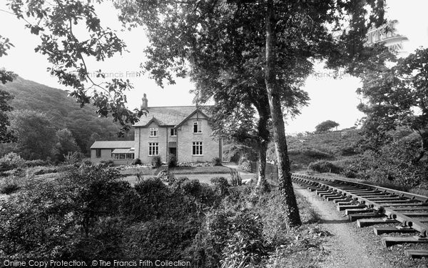Photo of Bodmin, Outlands near Dunmere Pool 1931