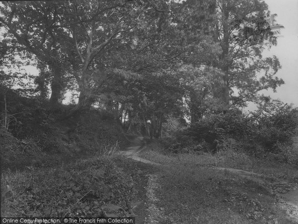 Bodmin, Scarlet's Well 1920