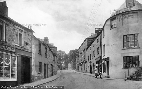 Bodmin, St Nicholas Street 1920