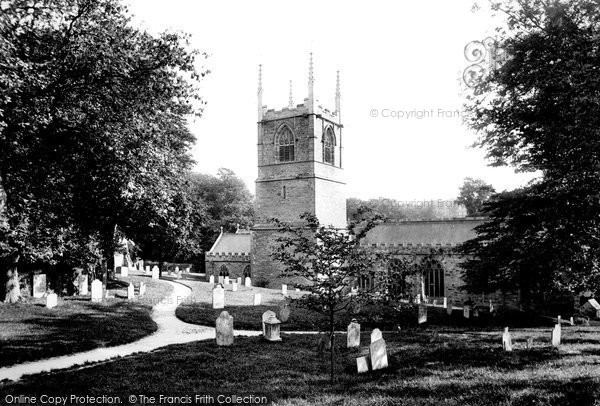 Bodmin, St Petroc's Church 1894