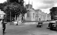 Bodmin, St Petroc's Church 1931