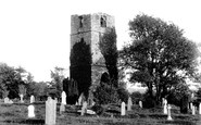 Bodmin, The Old Tower And Cemetery 1894