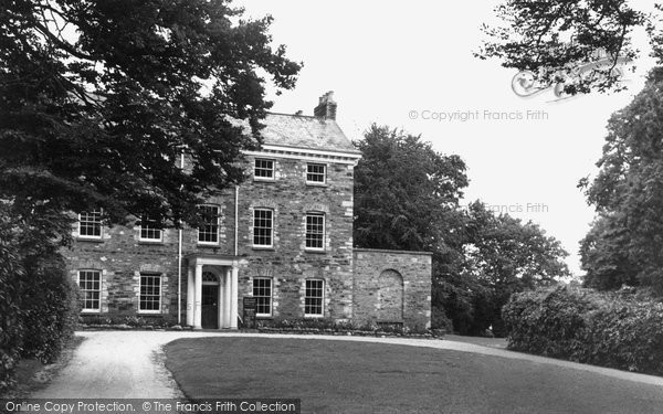 Bodmin, The Priory Grounds c.1955