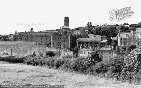 Bodmin, The Prison c.1955