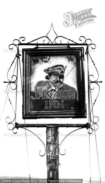 Bodmin, The Sign, Jamaica Inn c.1955