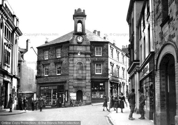 Bodmin, The Town Clock c.1950