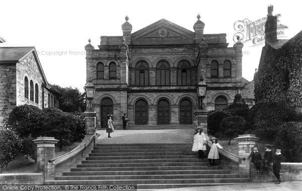 Bodmin, Wesleyan Church 1906