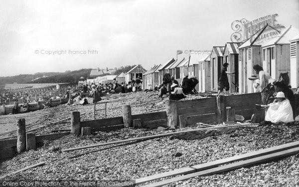 Bognor Regis, Aldwick Bathing Beach 1903