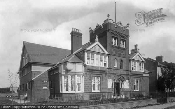 Bognor Regis, Arthur's Home, Aldwick Home 1898