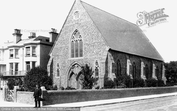 Bognor Regis, Church 1890