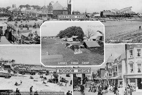 Bognor Regis, Composite c.1960