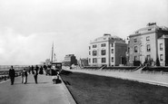 Bognor Regis, East Parade 1903