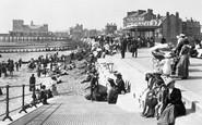 Bognor Regis, East Parade And The Pier 1911