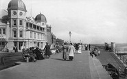 Bognor Regis, East Parade, The Kursaal 1911