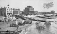 Bognor Regis, From The Pier 1890